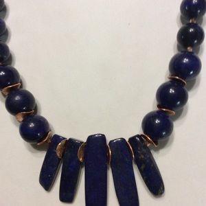 Jewelry - Lapis Necklace